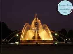 Fontaine de la Place du Mail